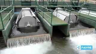 Механические барабанные фильтры FAIVRE серия 160 (24-160)(Механические барабанные фильтры являются самым эффективным и испытанным устройством для очистки воды..., 2014-06-16T14:47:00.000Z)