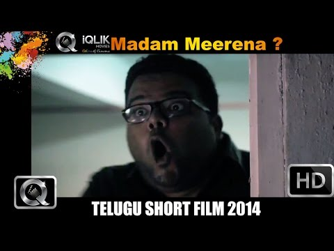 Madam Meerena || Suspense Thriller Short Film 2014 || Presented by iQlik Movies