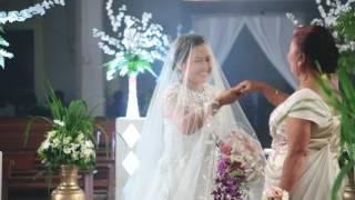 Mau & Sarah SDE Wedding SDE in Bohol