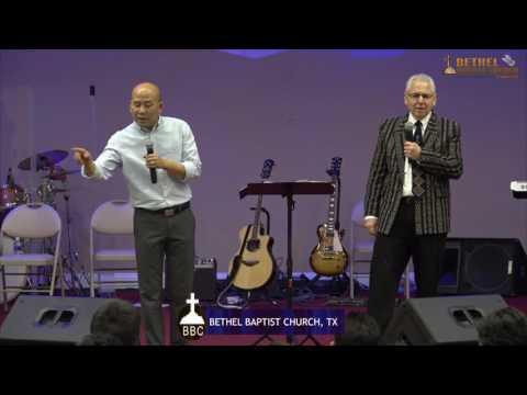 Vawlei Ah Khrih Caah Tette Tha - Rev. Chris Hindal