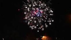 Official New Year Fireworks in Järvenpää, Finland. (Unedited)