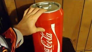 CocaCola Koolatron Can Cooler / MiniFridge For Home Or The Car
