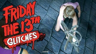 Friday the 13th Glitches and Goofiness Part 1
