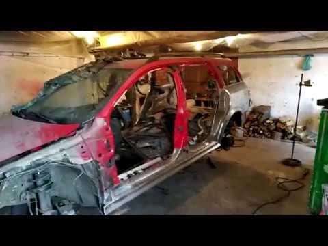 видео: Opel Astra G. Покраска на Миллион. Цвет феррари.