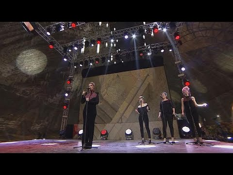 Eurovision goes underground in Romania