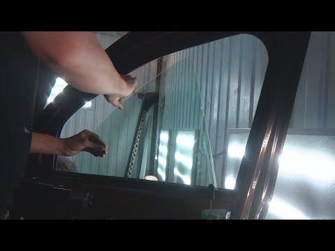 Как снять стёкла с передней и задней двери. Renault Duster (Рено Дастер).