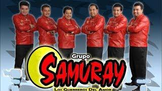 Download Mp3 Grupo Samuray Mix -  Cumbias Romanticas .. Dj Checoman