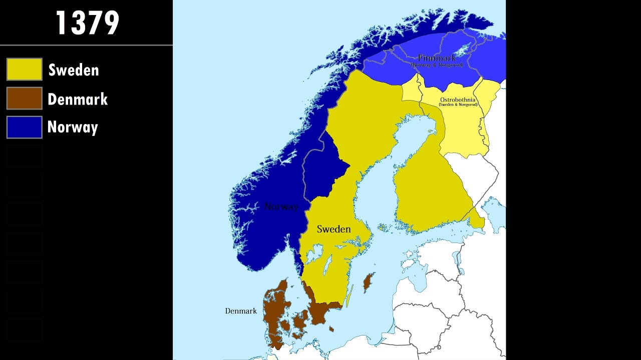 History of Scandinavia: Every Year [PREVIEW] on map of sweden, map of holland, map of norway, map of ireland, map of benelux, map of british isles, map of iceland, map of england, map of canada, map of austria, map of australia, map of germany, map of georgia, map of africa, map of pakistan, map of the pyrenees, map of denmark, map of netherlands,