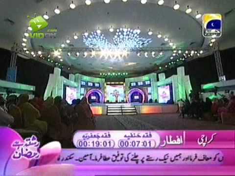 Download OWAIS RAZA QADRI_WAH WAH SUBHAN ALLAH (PART 2) 27 AUGUST 2011 TOP 4 NAAT KHUWAH AUDITION ON GEO TV