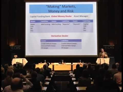 Dr. Perry Mehrling's keynote at Copenhagen DIIS central banking conference