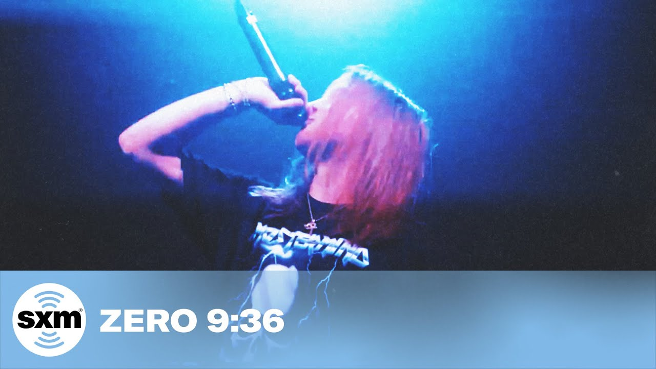 Zero 9:36 - The End [LIVE for SiriusXM]   Next Wave Virtual Concert Series Vol. 2