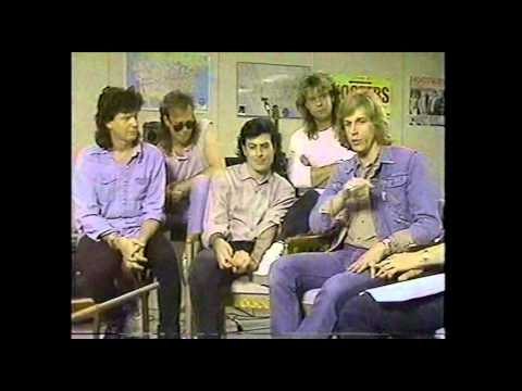 The Hooters - WMMR interview [1989]