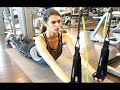 Kriti Sanon BREAST Workout In Gym !!