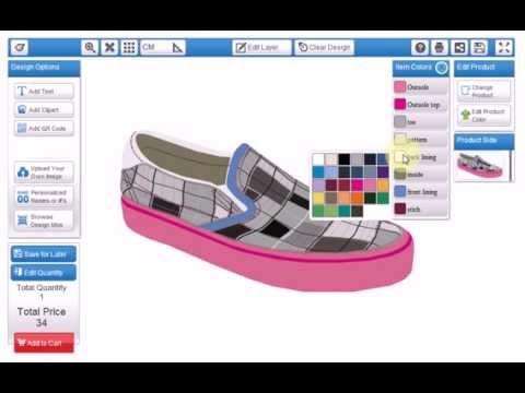 013d714f3b4d1a All about Custom Shoe Design Software Online Shoe Design Tool ...