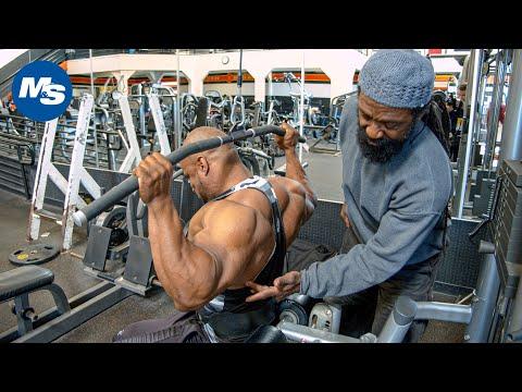 Back Workout |