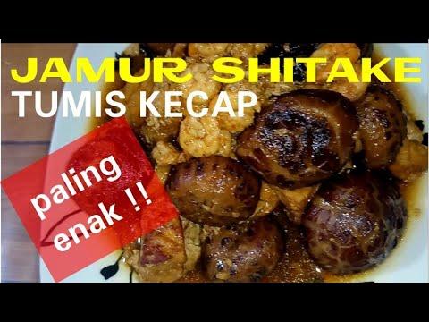 Jamur Shitake Hioko Wenaknya Puooll Resep Jamur Shitake Tumis Kecap Shitake Indonesian Food Youtube