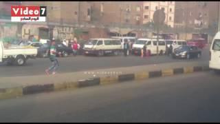 بالفيديو.. سيولة مرورية فى الحلاور والشوارع الرئيسية بالقاهرة الكبرى