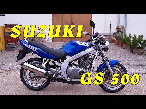 Suzuki GS 500 - 2001 - Na prodej - For Sale