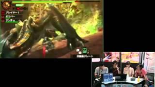 『モンスターハンター4』藤岡Dランスでガチプレイ+狂竜ティガ thumbnail