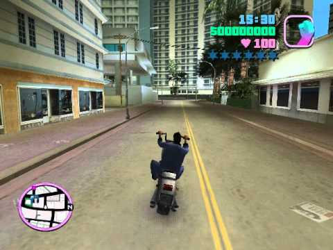 GTA Vice City (Bo Gia) Mission 2 Tan Luc