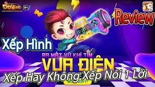 Garena DDTank:Review Vũ Khí Vua Điện|Vũ Khí Chống Chịu Toàn Diện