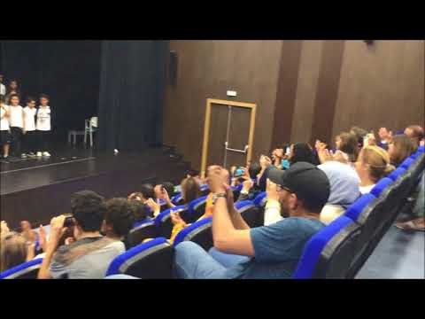Spectacle de fin d'année - C2 C3 C4 - EIR 2018