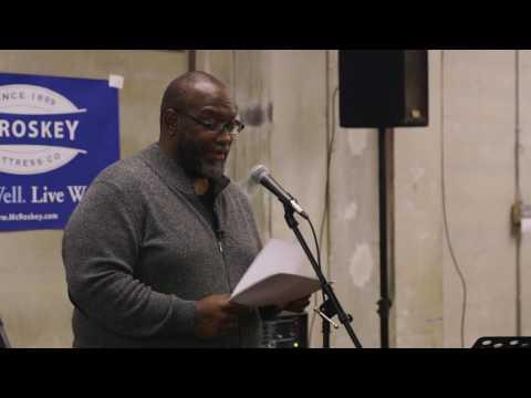 The Poetry Center — Fred Moten