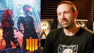 (New) Black Ops 4 Zombies Trailer with Jason Blundell - BO4 Zombies Gameplay Trailer