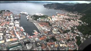 Bergen Norway Pt 2 -- One Of Europe