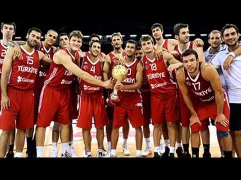A Milli Basketbol Takım Şarkısı - Çak Bi Smaç