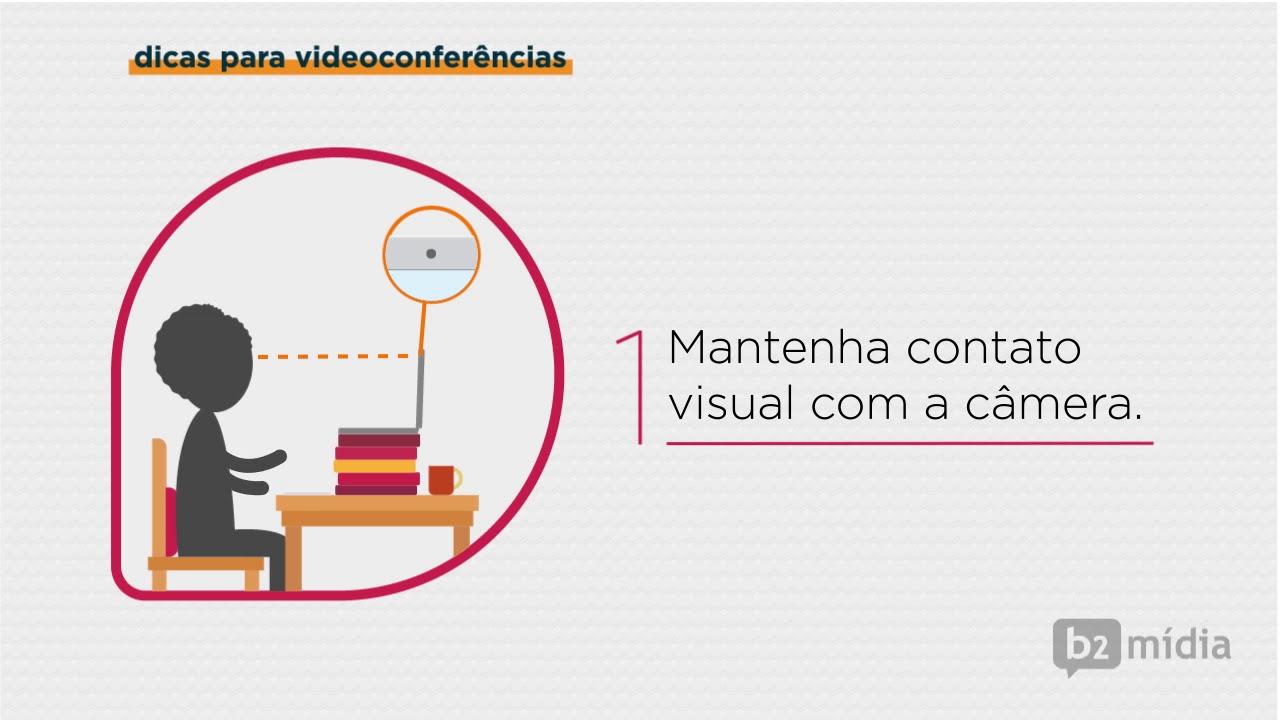 Como tornar uma vídeo call mais eficiente por b2mídia
