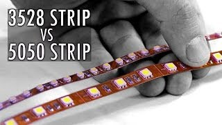 5050 vs 3528 led strip differences high quality by sirs e