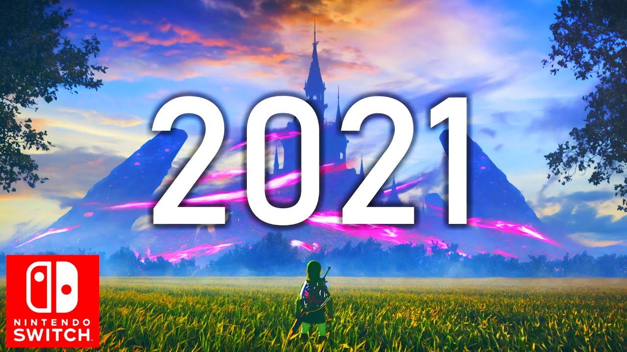 25 TRIPLE A Nintendo Switch Games Coming In 2021+