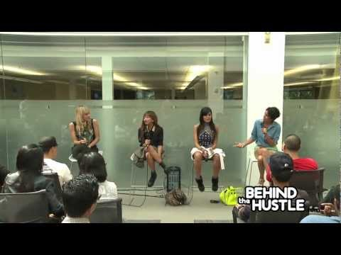 Behind The Hustle Career Panel: Fashion Forward (Part 1 of 2)