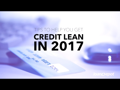 Tips to Help You Get Credit Lean in 2017