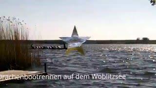 Wochenende  sinvoll genutzt,Plau am See,Woblitzsee,Drachenboot Rennen