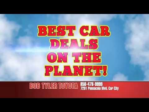 Charming Bob Tyler Toyota Pensacola FL   Best Car Deals On The Planet!