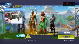 Free Fortnite account giveaway TO 100 subs