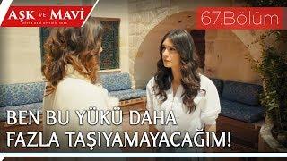Aşk ve Mavi 67.Bölüm - Ahmet'i, Ali'nin öldürmediğini öğrenen Mavi!