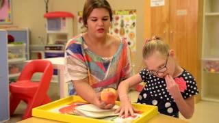 Blind Children's Learning Center-Hands-on-Learning