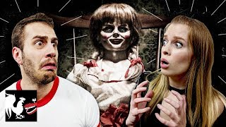 Annabelle Scare Off