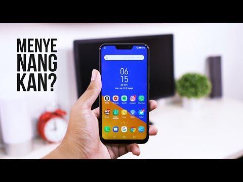 KAYA GINI 4,3 Jutaan? Review Asus Zenfone 5 2018