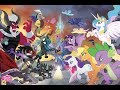 MLP:FIM [FULL PMV] Equestria's Story - Legends Never Die