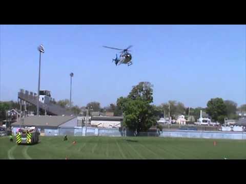 Liberty High School SADD Mock Crash (Every 15 Minutes)