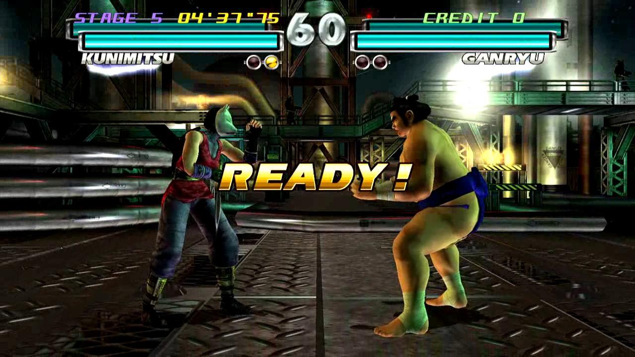 Tekken Tag Tournament HD (PlayStation 3) Arcade as ...