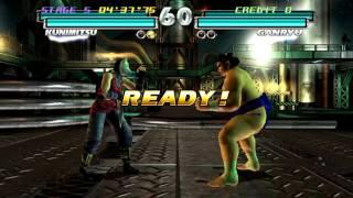 Tekken Tag Tournament HD (PlayStation 3) Arcade as Kunimitsu/Yoshimitsu