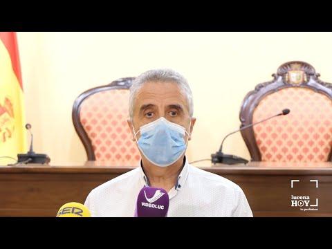 VÍDEO: El alcalde de Lucena anuncia un amplio paquete de medidas para evitar propagación del COVID-19
