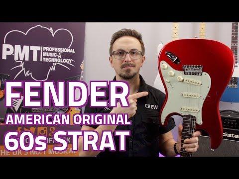 Fender American Original '60s Stratocaster - Review & Demo
