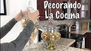 IDEAS PARA DECORAR UNA COCINA/DECORACION/DIY 2019