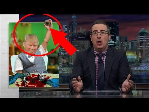 Download Youtube: Last Week Tonight with John Oliver S04 E23 ( President Trump )